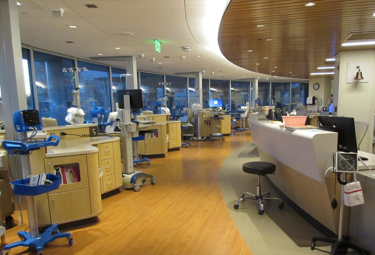 Inside Our Facilities Http Www Shoreradiationoncology Com